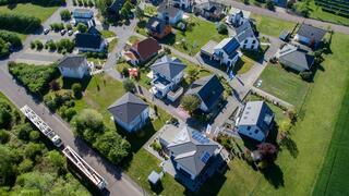 Immobilien: Macht der Hauskauf wirklich glücklich?
