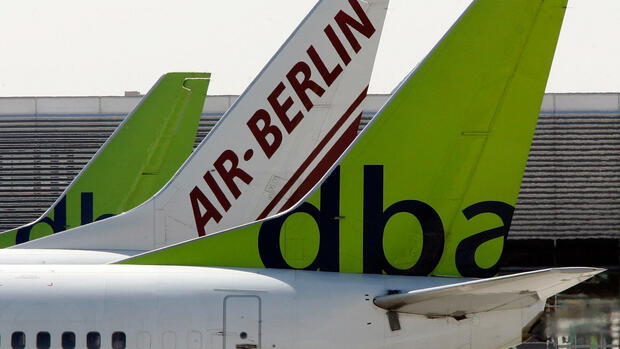 dba Air Berlin Quelle: AP