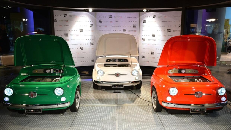 Fiat-Kühlschrank oder AMG-Nagellack : Geschenke-Tipps für Auto-Fans