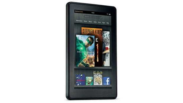 Kindle Fire Quelle: Presse