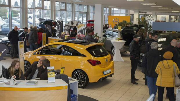 Opel Autohaus Quelle: Opel