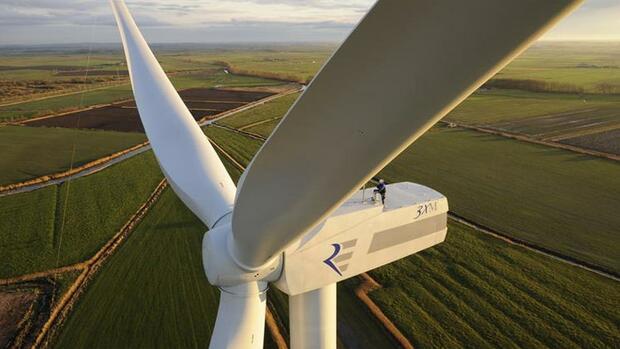 Mini windanlagen
