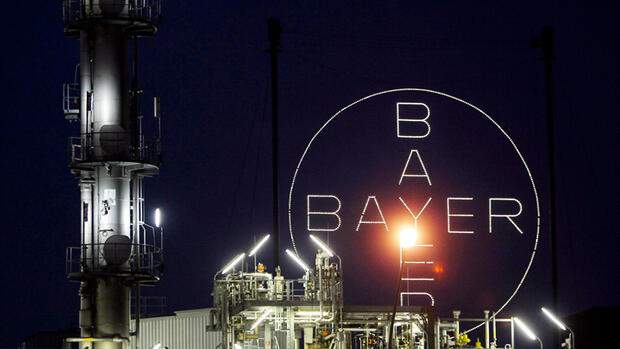 Bayer Quelle: dpa