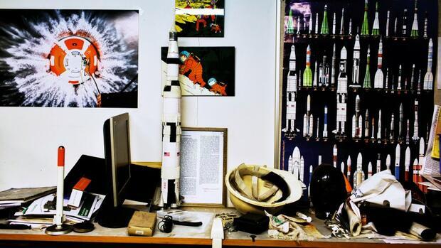 d nen entwickeln raumkapsel mit einfachsten mitteln zum raketenlabor. Black Bedroom Furniture Sets. Home Design Ideas