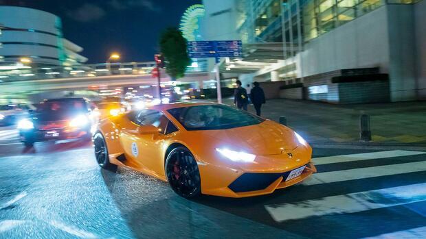 Lamborghinis Aufholjagd Auf Ferrari Weckt Hoffnungen Bei Audi