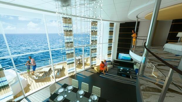 Quantum of the Seas Quelle: Presse