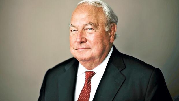 Wie Heinz Hermann Thiele aus Knorr-Bremse einen Weltkonzern formte