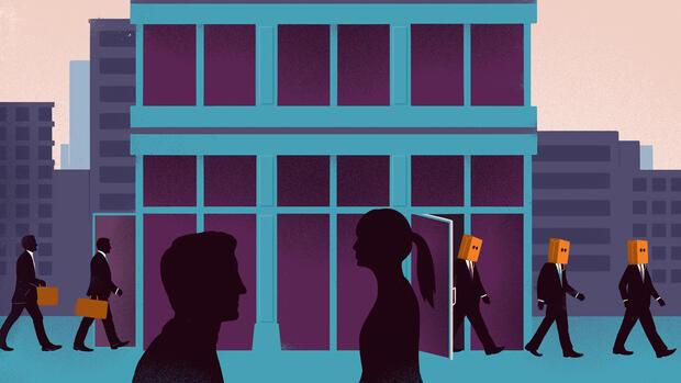 Wie Mitarbeiter Von Skandalfirmen Noch Karriere Machen Können