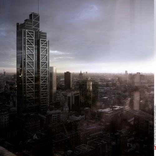 Der Heron Tower Quelle: Laif