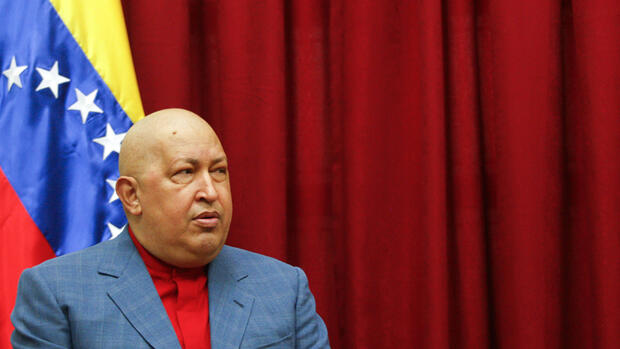 Hugo Chavez Quelle: REUTERS