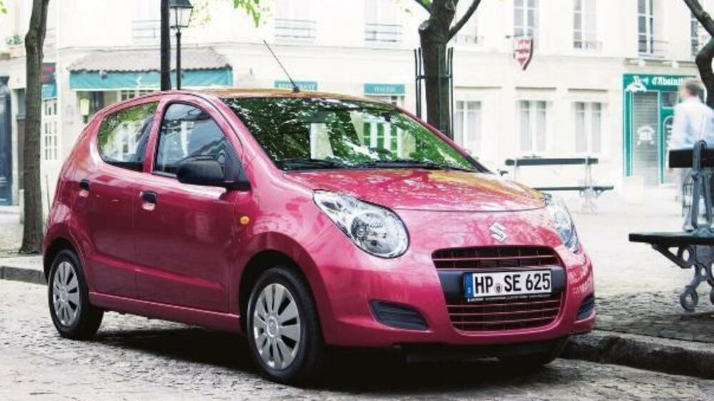 Kleine Autos Grosse Rabatte Die Gunstigsten Kleinwagen Modelle