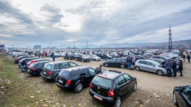 Rumänien Wo Deutschland Sein Diesel Problem Entsorgt