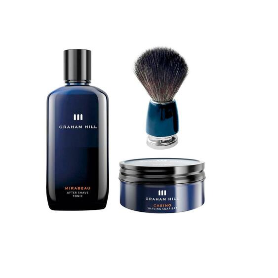 Graham Hill Cosmetic After Shave Quelle: PR