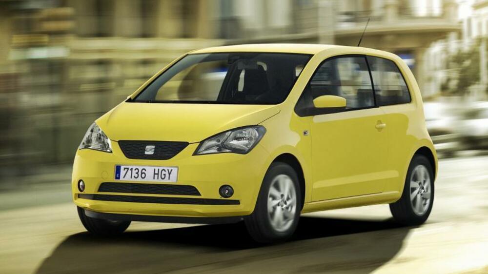 Kleine Autos Große Rabatte Die Günstigsten Kleinwagen Modelle