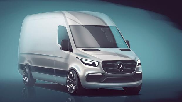 Mercedes-Benz Sprinter Quelle: Daimler