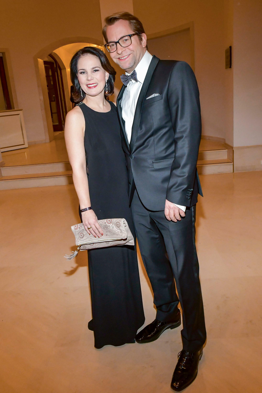 Annalena Baerbock Wer Ist Der Ehemann Der Kanzlerkandidatin