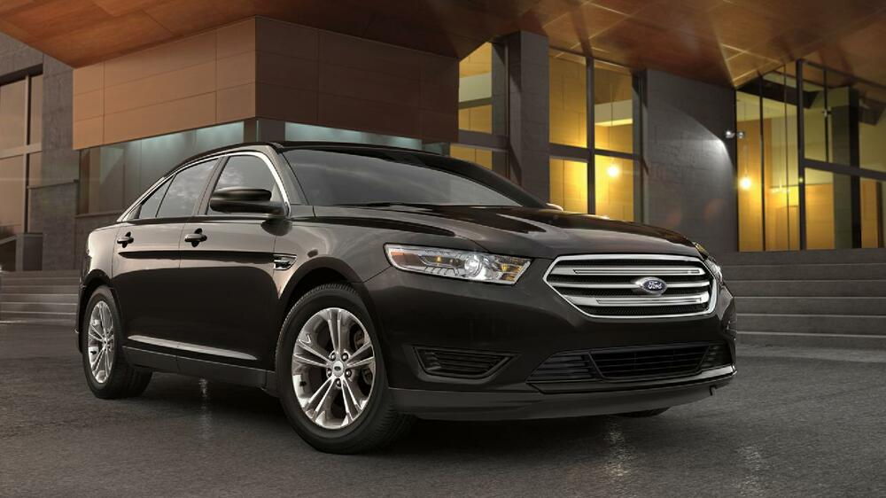 Ford Taurus Quelle: Ford