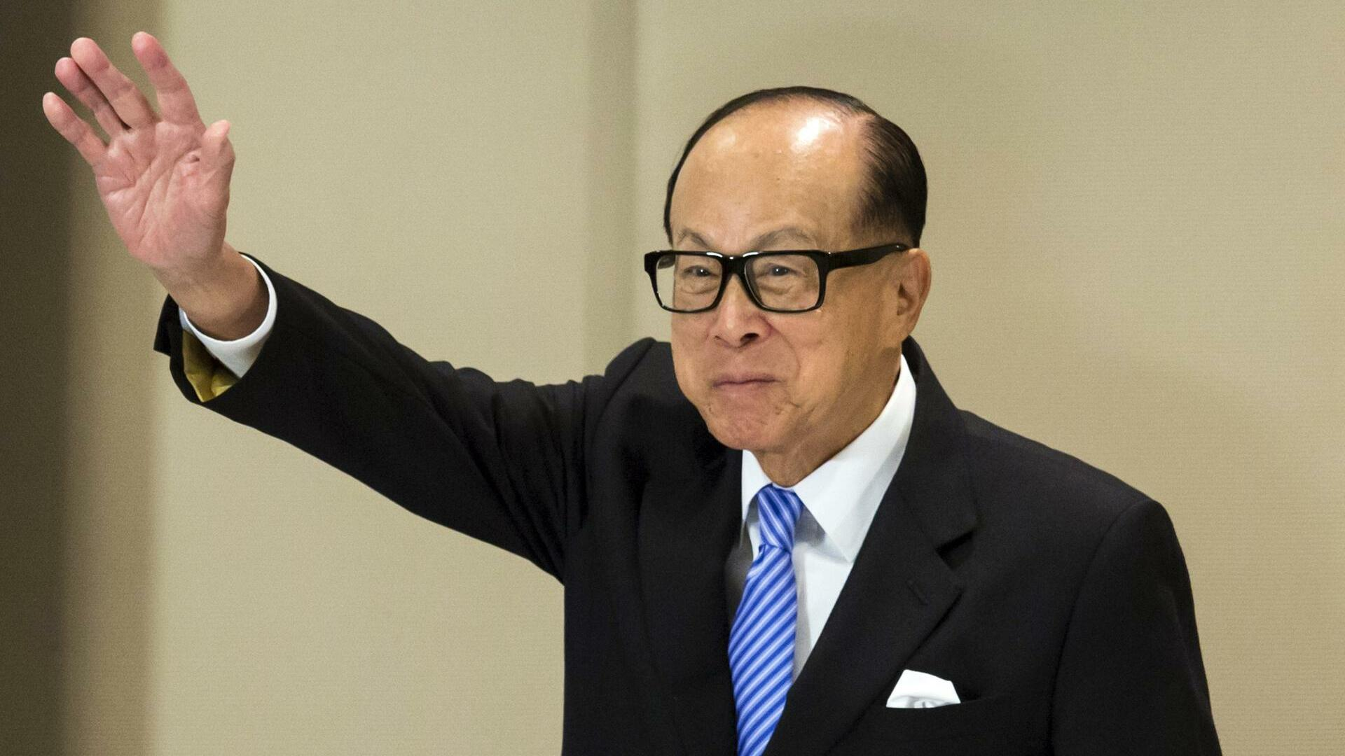 Li Ka-shing Quelle: REUTERS