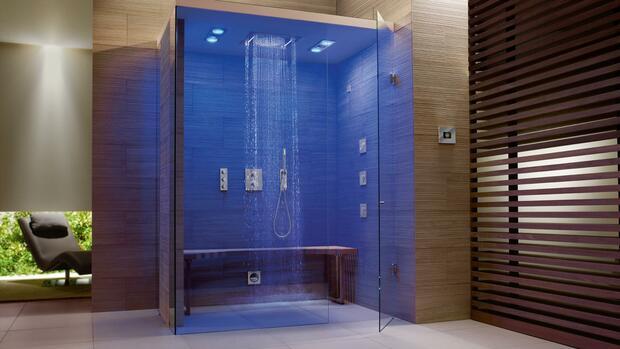 badezimmer aus der dusche werden wahre wellness tempel. Black Bedroom Furniture Sets. Home Design Ideas