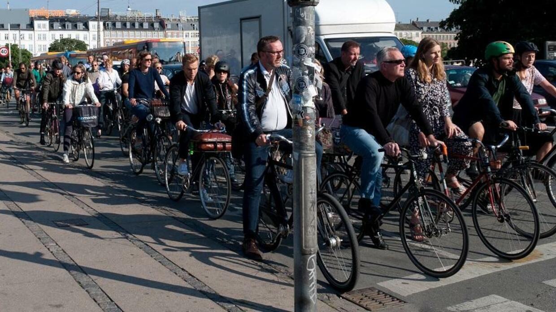 Zweirad-Paradies: Kopenhagen zeigt der Welt, wie man Fahrrad fährt