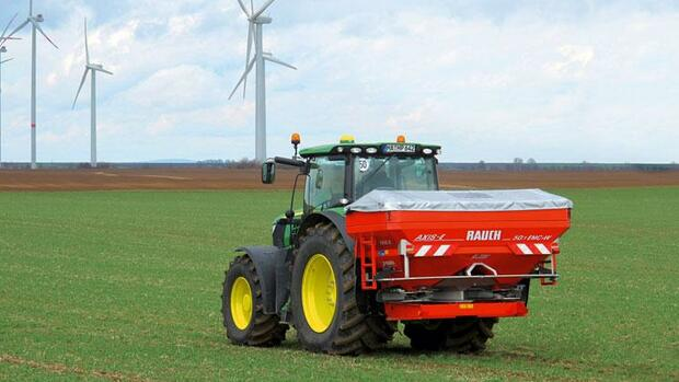 John Deere 6210RE Quelle: PR