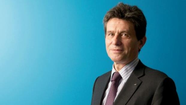 Axa-Chef Henry de Castries. Quelle: Getty Images