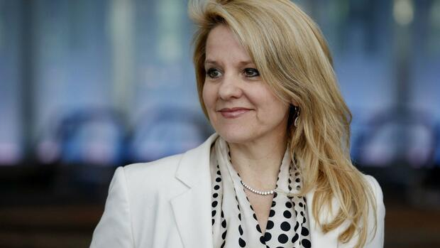 Gwynne Shotwell leitet das Raumfahrtunternehmen SpaceX als Chief Operating Officer. Quelle: Bloomberg