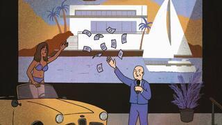 Betrugsmasche bei Instagram: Mein Insta-Profil, meine Yacht, meine Schulden