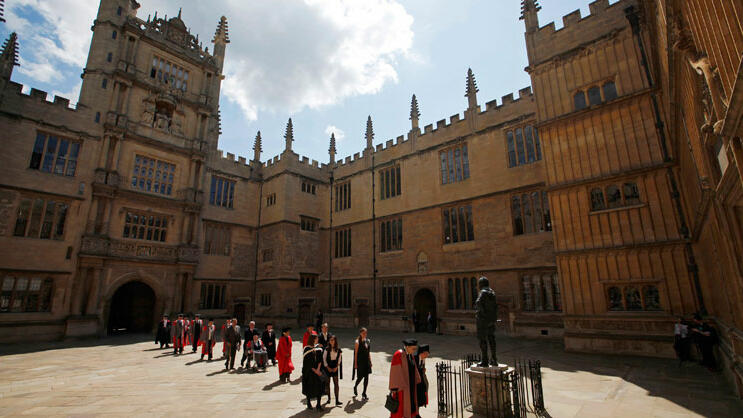 University of Oxford Quelle: rtr