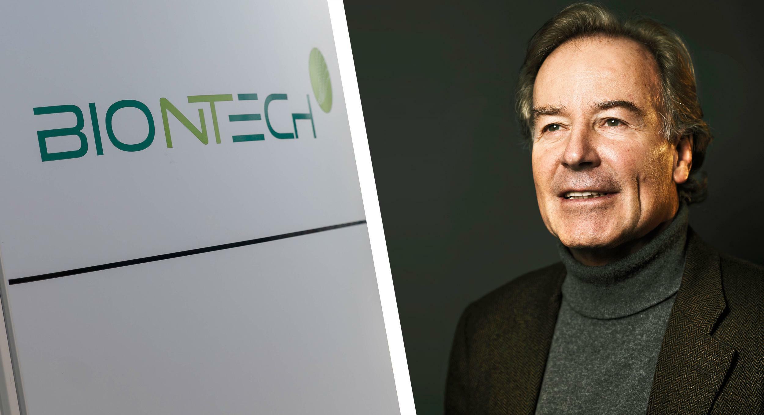 Biontech Investor Thomas Strungmann Der Pharma David