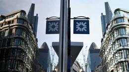 Bank of Scotland:Am Tropf des Staates Royal