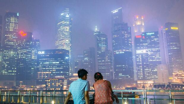 Singapur Quelle: dpa Picture-Alliance