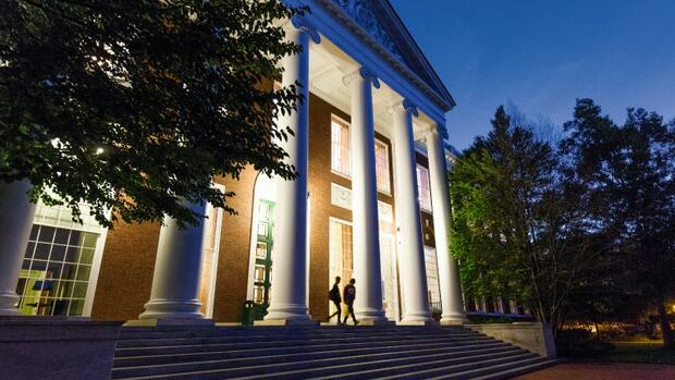 Harvard Business School Quelle: Getty Images/Corbis/Brooks Kraft LLC