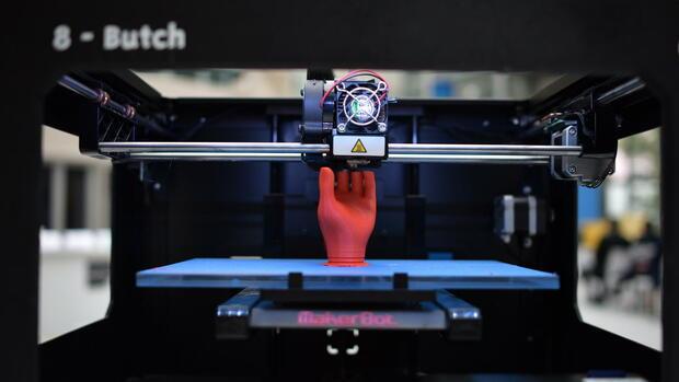 Die Zukunft aus dem Drucker