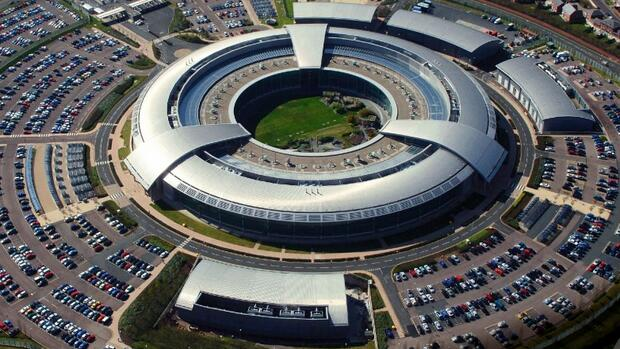 GCHQ-Zentrale Quelle: dpa Picture-Alliance