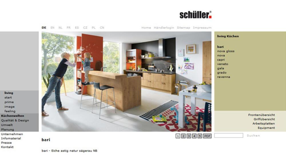 gute k chen sind gefragt die gr ten deutschen k chenhersteller. Black Bedroom Furniture Sets. Home Design Ideas