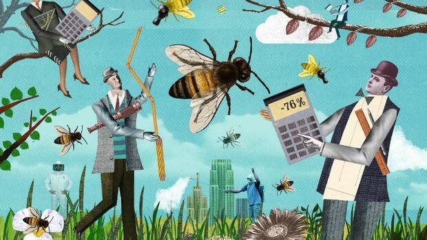 Ökosystem: der preis der biene
