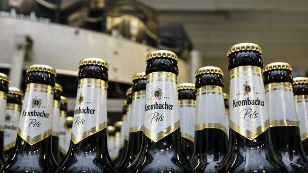 Nestle Krombacher