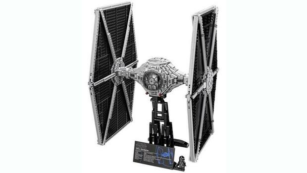 TIE Fighter von Lego Quelle: PR