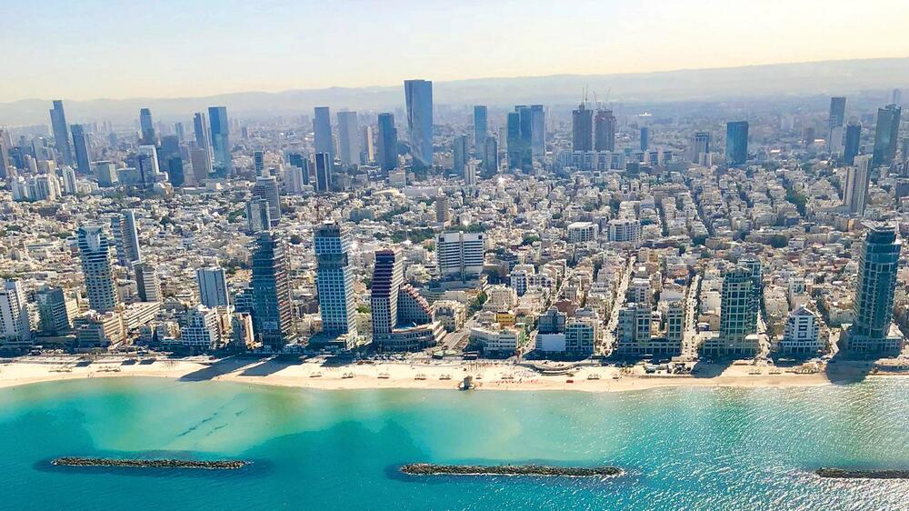 Tel Aviv lockt: Mehr Rendite für Euro-Anleger. Quelle: Getty Images