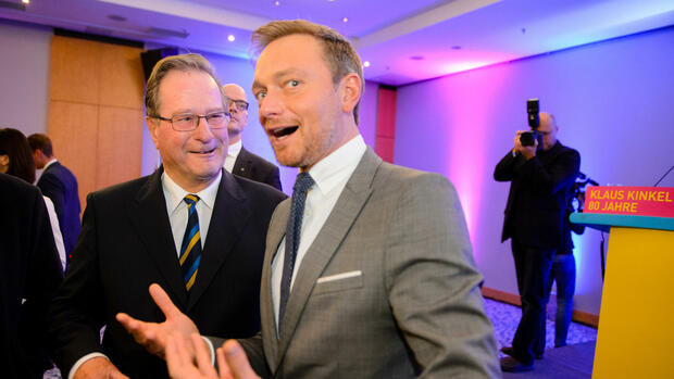 FDP-Chef Lindner warnt vor Rüstungswettlauf mit Russland