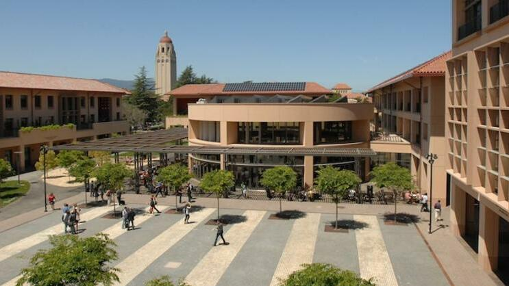 Platz 8:Stanford Graduate School of Business, USA Quelle: Presse