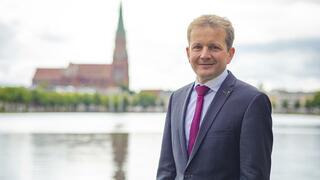 Bürgermeister Schwerin