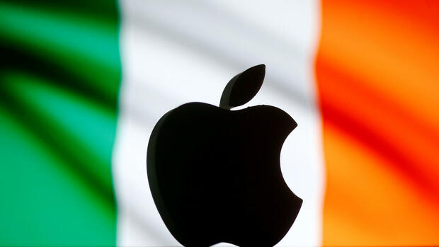 Apple und Irland Quelle: REUTERS
