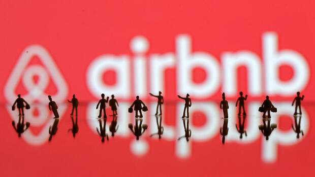 Airbnb: Milliarden-Kredit für Expansion Quelle: REUTERS