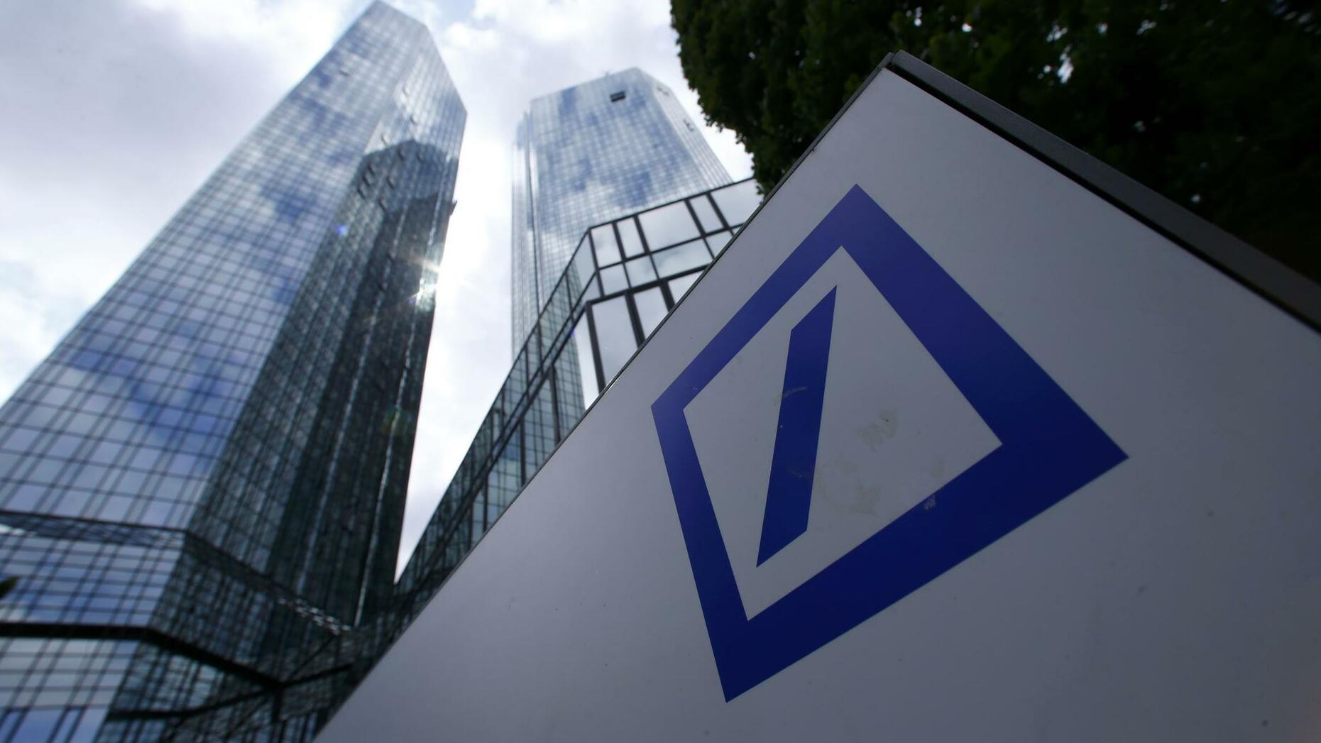 Deutsche Bank Quelle: REUTERS