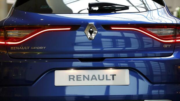Renault Quelle: REUTERS