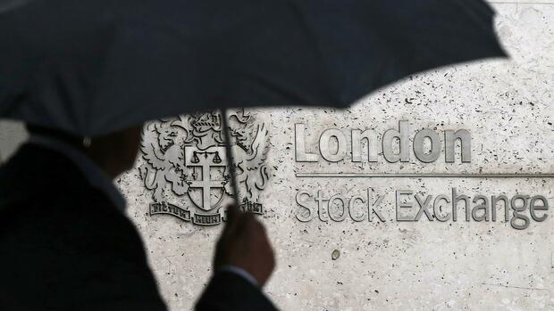 London Stock Exchange Quelle: REUTERS