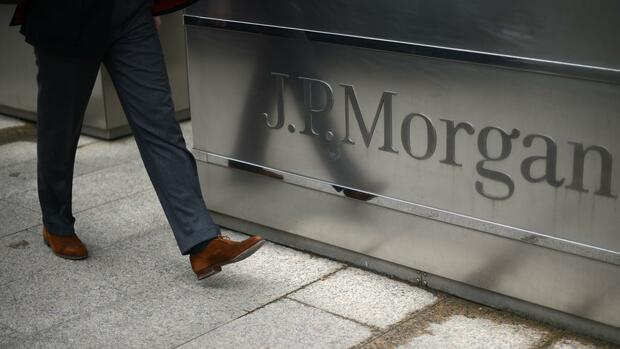J.P. Morgan Chase-Gebäude in London Quelle: REUTERS
