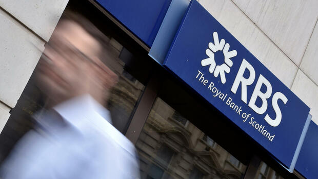 Royal Bank of Scotland Quelle: REUTERS